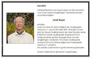Nachruf_Josef_Bayer