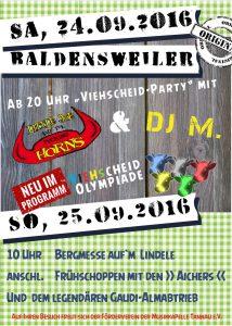 Viehscheid 2016 front