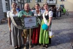 Ausflug Hopfenhoheiten Oktoberfest Konstanz